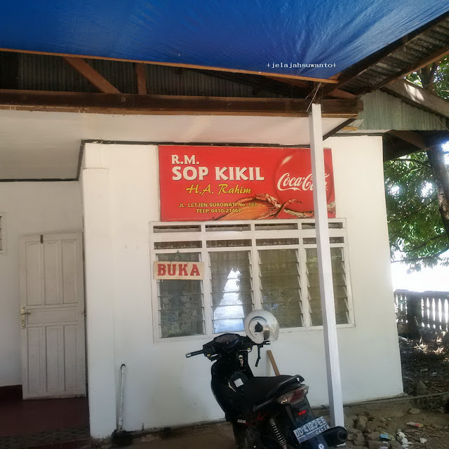 Warung Sop Kikil Andi Rahim Pangkep, Sulsel+jelajahsuwanto