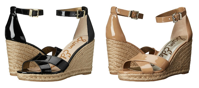 Sam Edelman Brenda in Black or Almond $42 (reg $110)