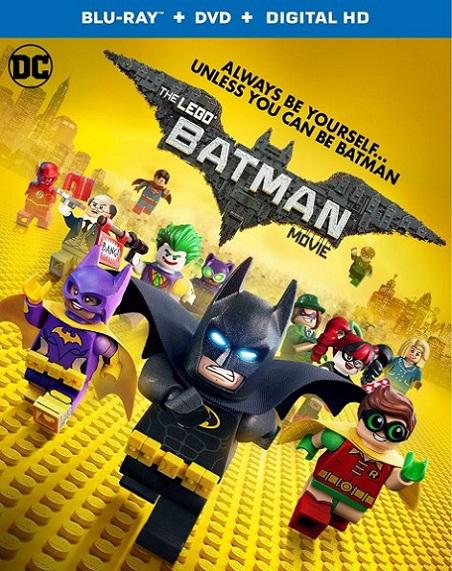 The LEGO Batman Movie (Batman: La LEGO Película) (2017) m1080p BDRip 10GB mkv Dual Audio DTS-HD 7.1 ch