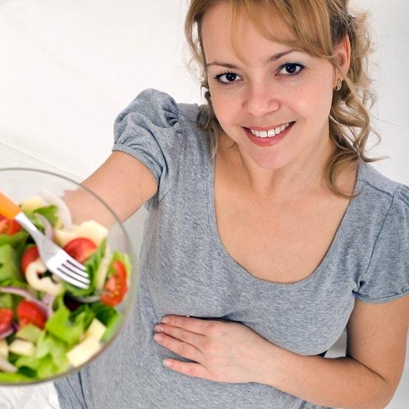 makanan untuk ibu mengandung