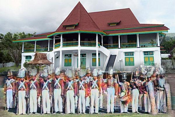 Kerajaan Kesultanan Ternate Tidore Maluku