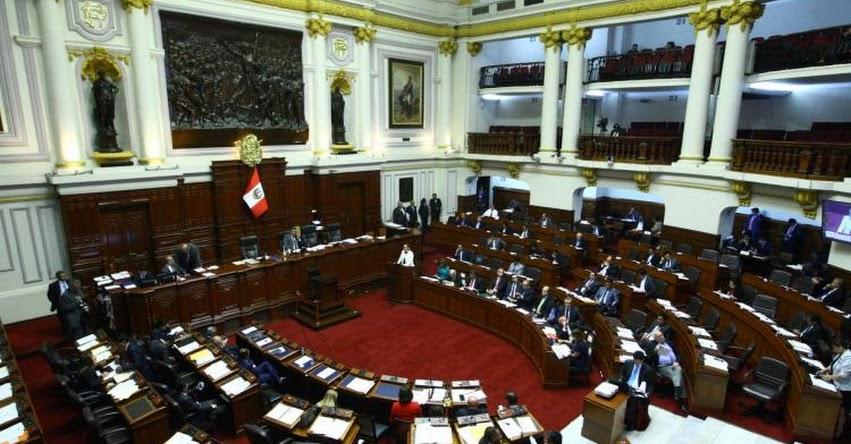 Hoy continúa debate sobre presupuesto público del 2018 en el Congreso de la República