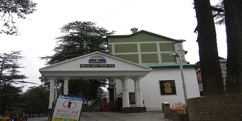 Himachal legislative assembly shimla
