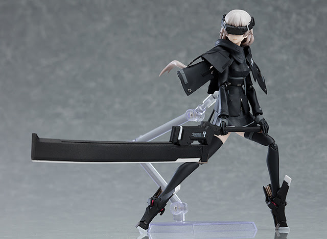Figuras: Figma Ichi [another] y BK91A de Heavily Armed High School Girls - Max Factory