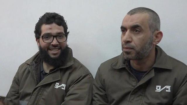 Samir Abed Rabbo y Musab Aliyan (Foto: Daniel Elior)