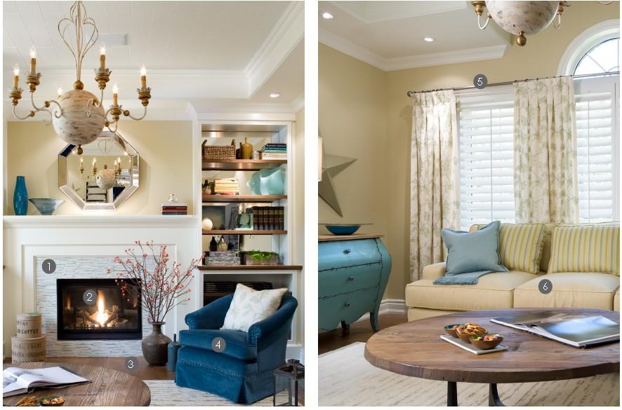 Home Decor Budgetista: Design Inspiration - Candice Olson - Candice Olson Living Room Designs