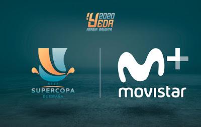 Movistar+ emitirá la Supercopa