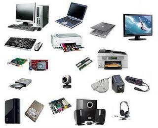 Pengertian Perangkat Keras Komputer (Hardware) dan Fungisnya