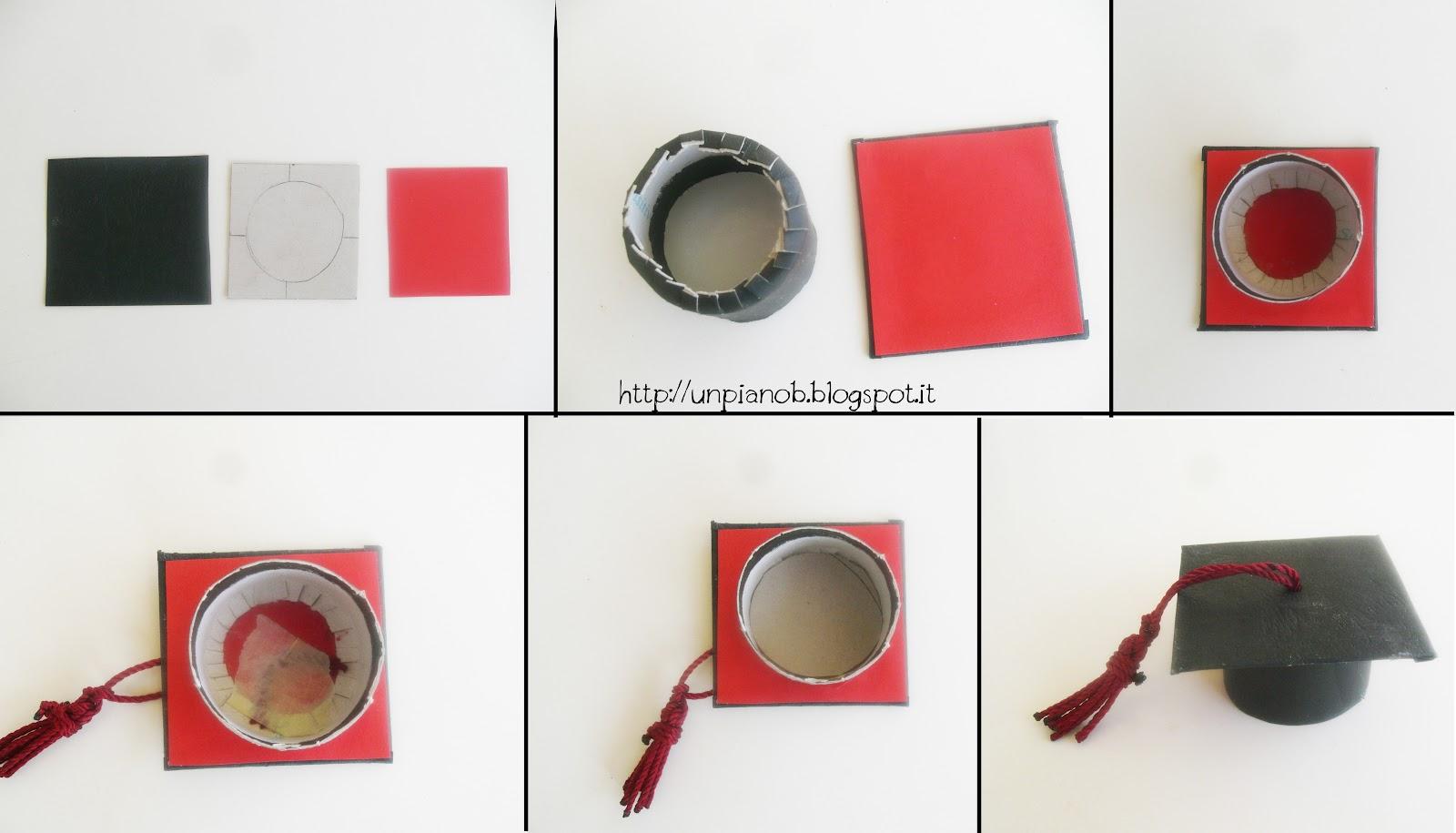 Ritagliate un quadrato dalla scatola di cereali leggermente più ampio del  diametro dell interno del rotolo di carta igienica e 96e048a1d258