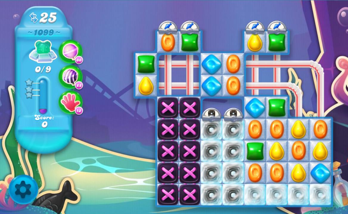 Candy Crush Soda Saga 1099