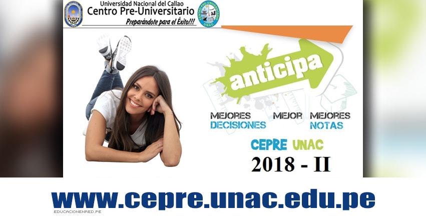 Resultados CEPRE-UNAC 2018-2 (16 Diciembre) Cuarto Examen CPU - Centro Pre Universitario - Universidad Nacional del Callao - www.cepre.unac.edu.pe | www.unac.edu.pe