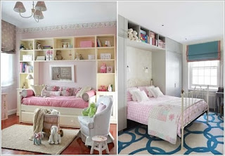 A Built-in Storage Bed, Storage and organize, Storage, children's rooms in storage, Organizing and Storage Ideas, Underbed Storage, organize, desk organizer, organize a small room