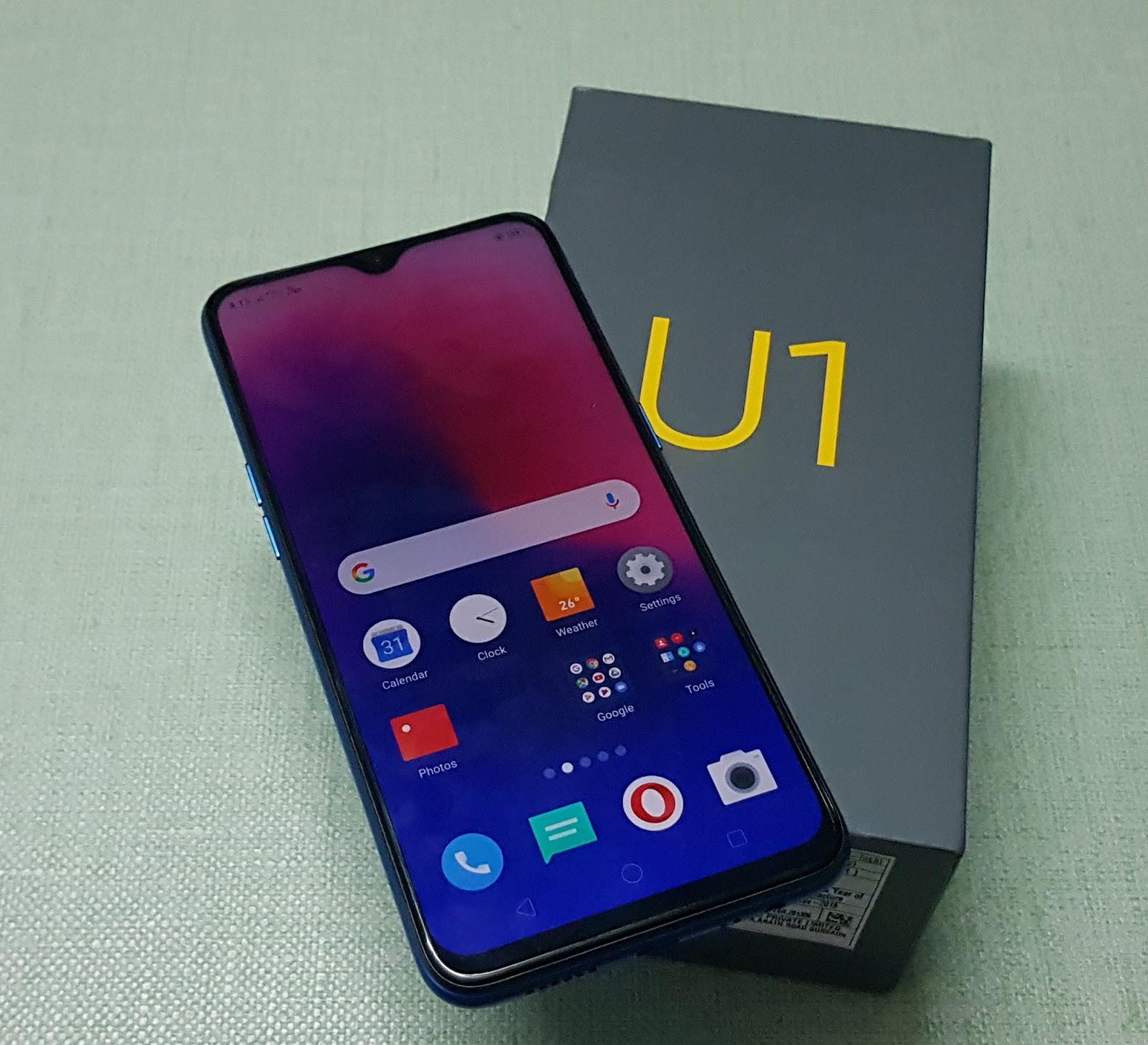 Review U1 3gb Ram