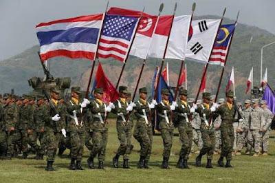 Cobra Gold Military Exercise