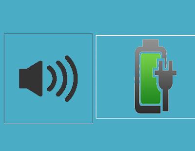 حل مشكلة اختفاء ايقونة الصوت و البطارية من شريط المهام في الويندوز