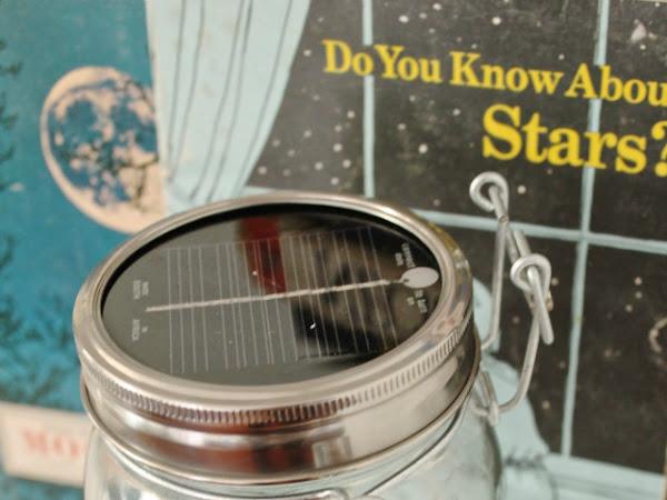 Solar Jar: un barattolo di magia