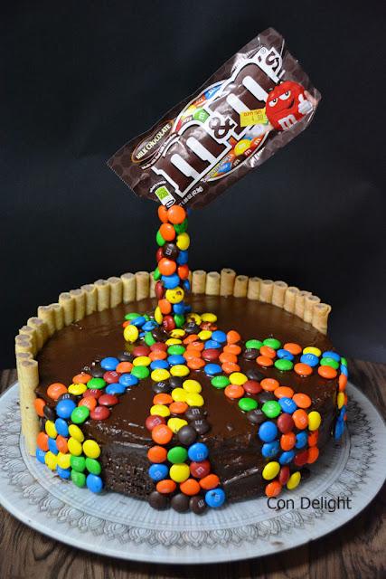 עוגה המאתגרת את כוח הכבידה