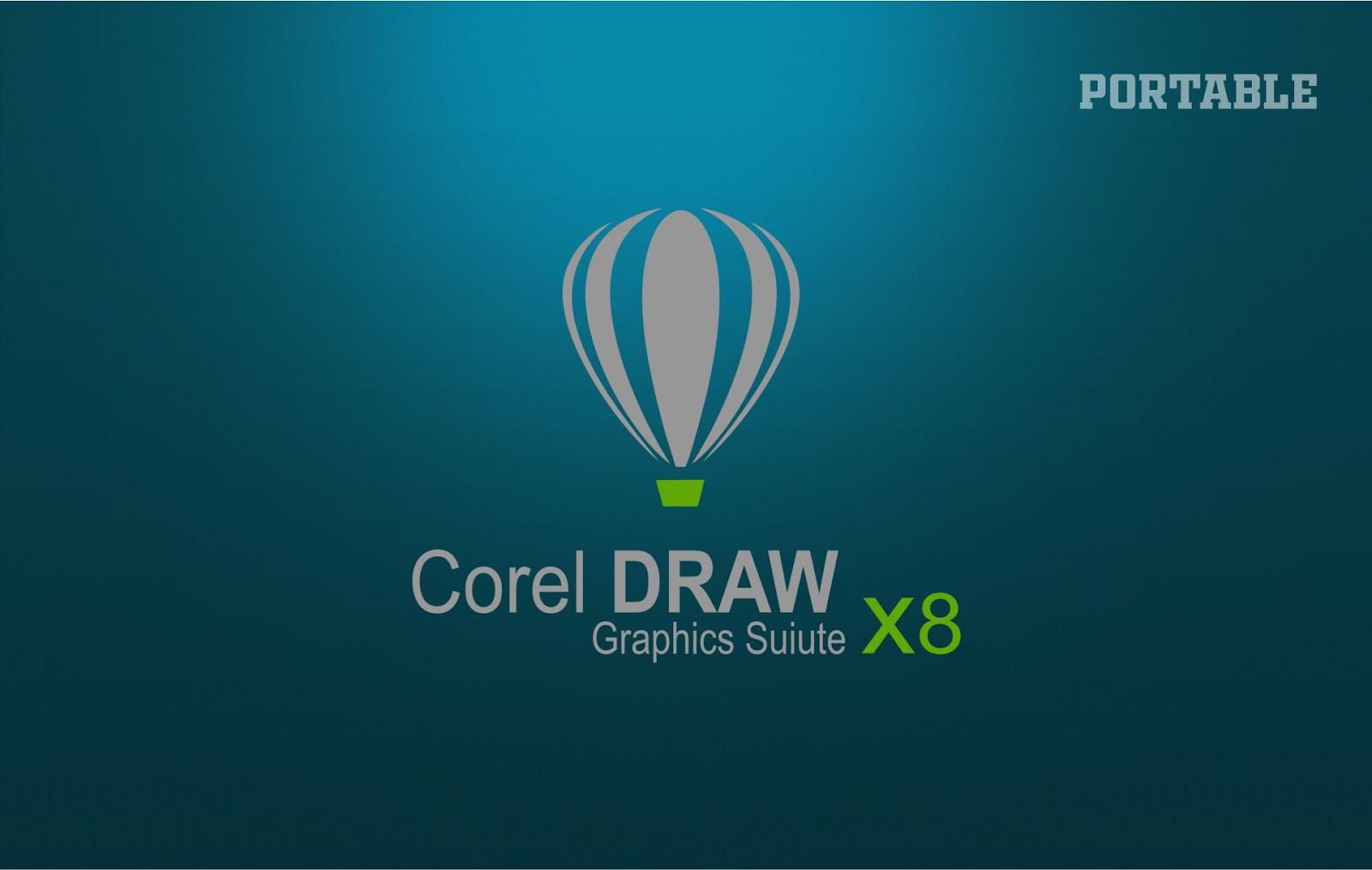 corel 8 portable gratis