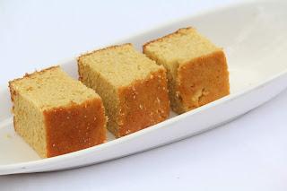 HOT MILK CAKE / WHOLE WHEAT FLOUR MILK CAKE / SPONGE CAKE