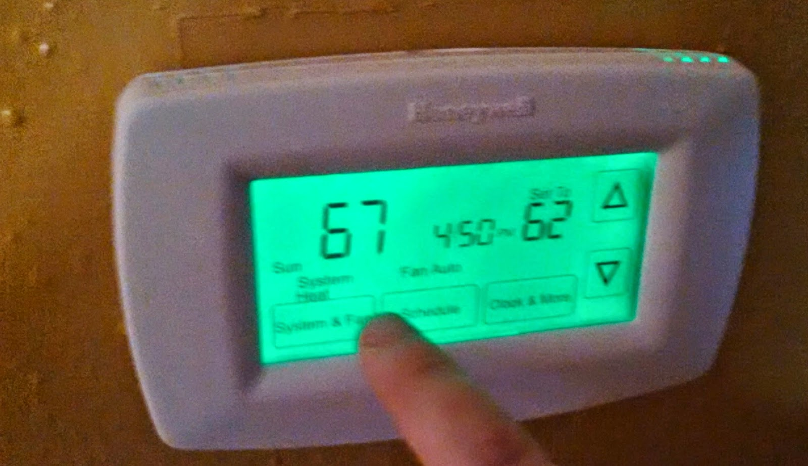 Programmable Thermostat  How To Install A Replacement