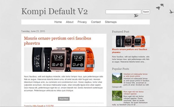 Blogger template kompi default v2 free blogger template kompi default v2 pronofoot35fo Image collections
