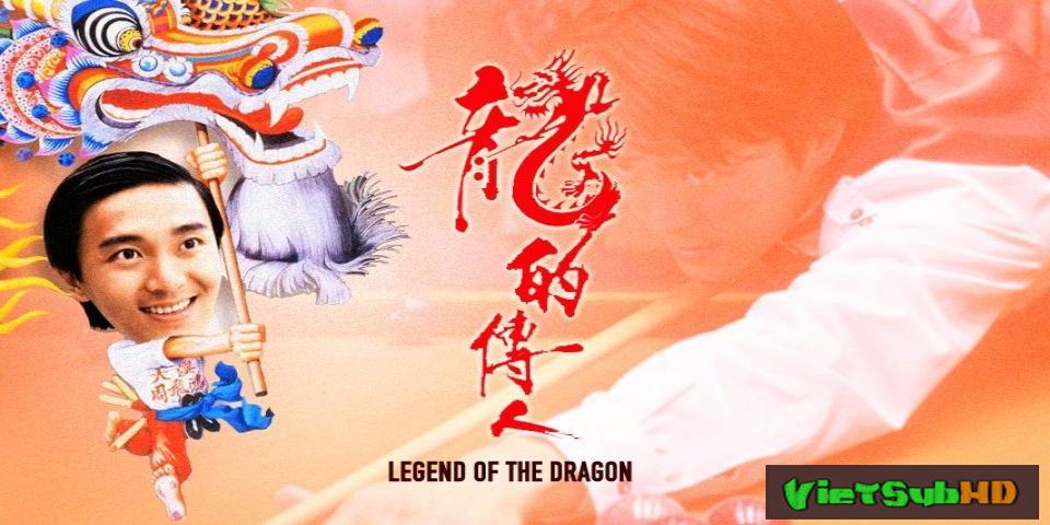 Phim Long Tích Truyền Nhân Lồng tiếng HD | Legend Of The Dragon 1990
