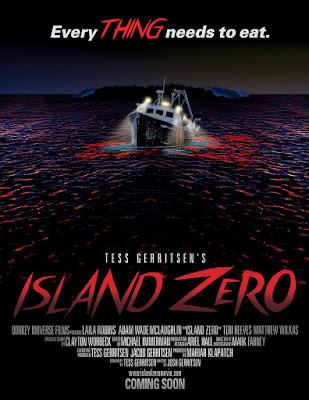 Island Zero Poster