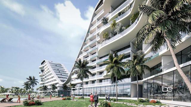 Dự án The Coastal Hill FLC Quy Nhơn