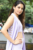 Tanya Hope in Crop top and Trousers Beautiful Pics at her Interview 13 7 2017 ~  Exclusive Celebrities Galleries 045.JPG