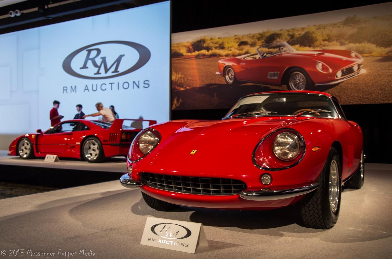 Ferrari 275GTB F40