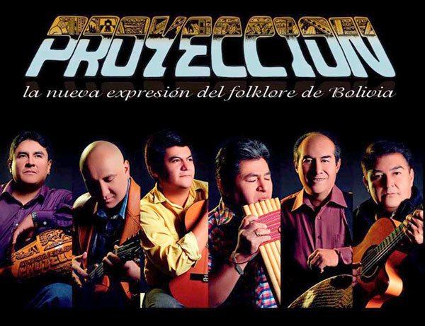 Proyección y Mac Salvador en Arequipa, concierto a mamá - 10 de mayo