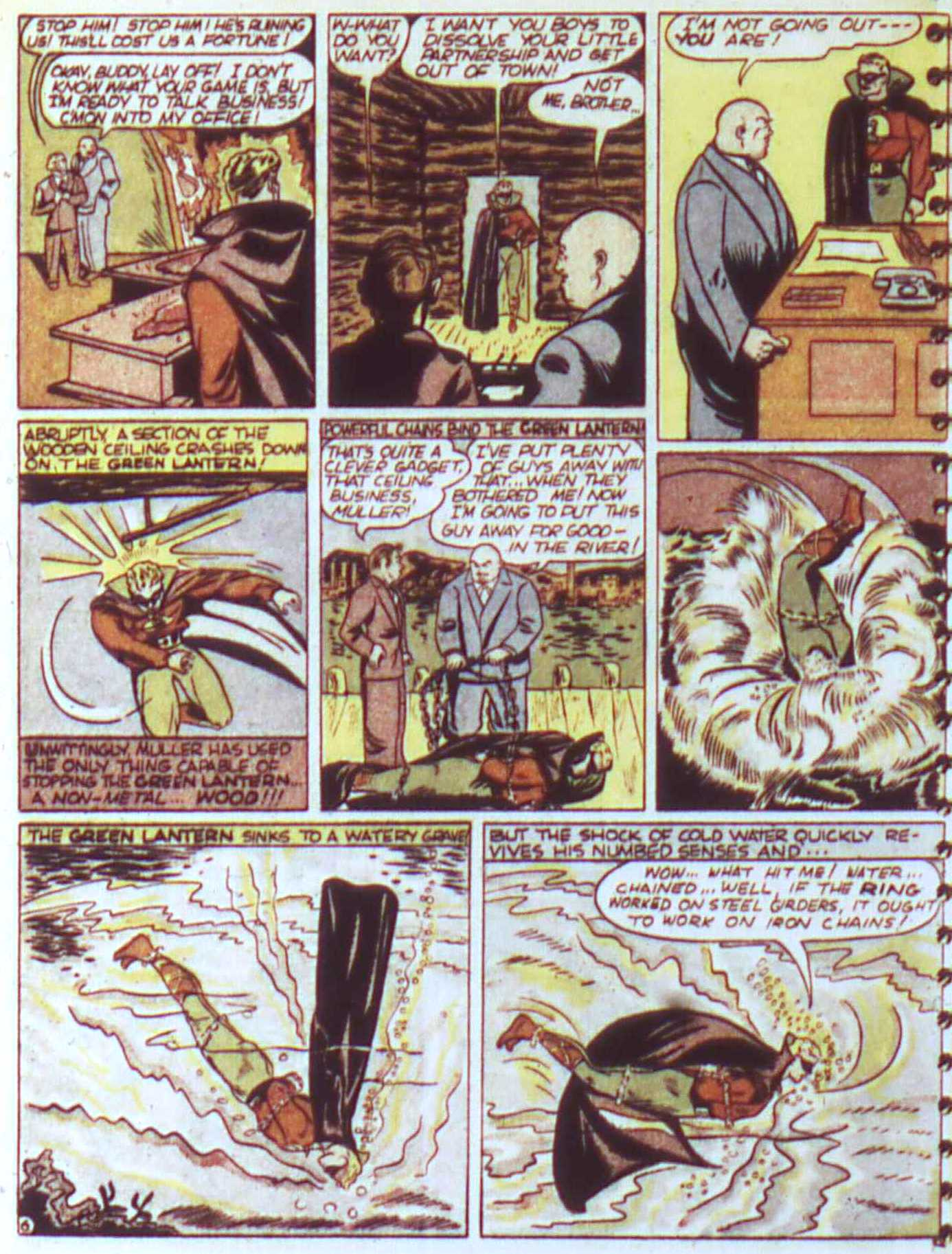 Read online All-American Comics (1939) comic -  Issue #17 - 8