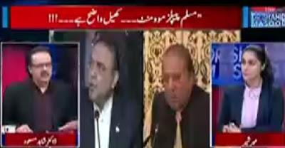 Live With Dr Shahid Masood – 12th November 2017