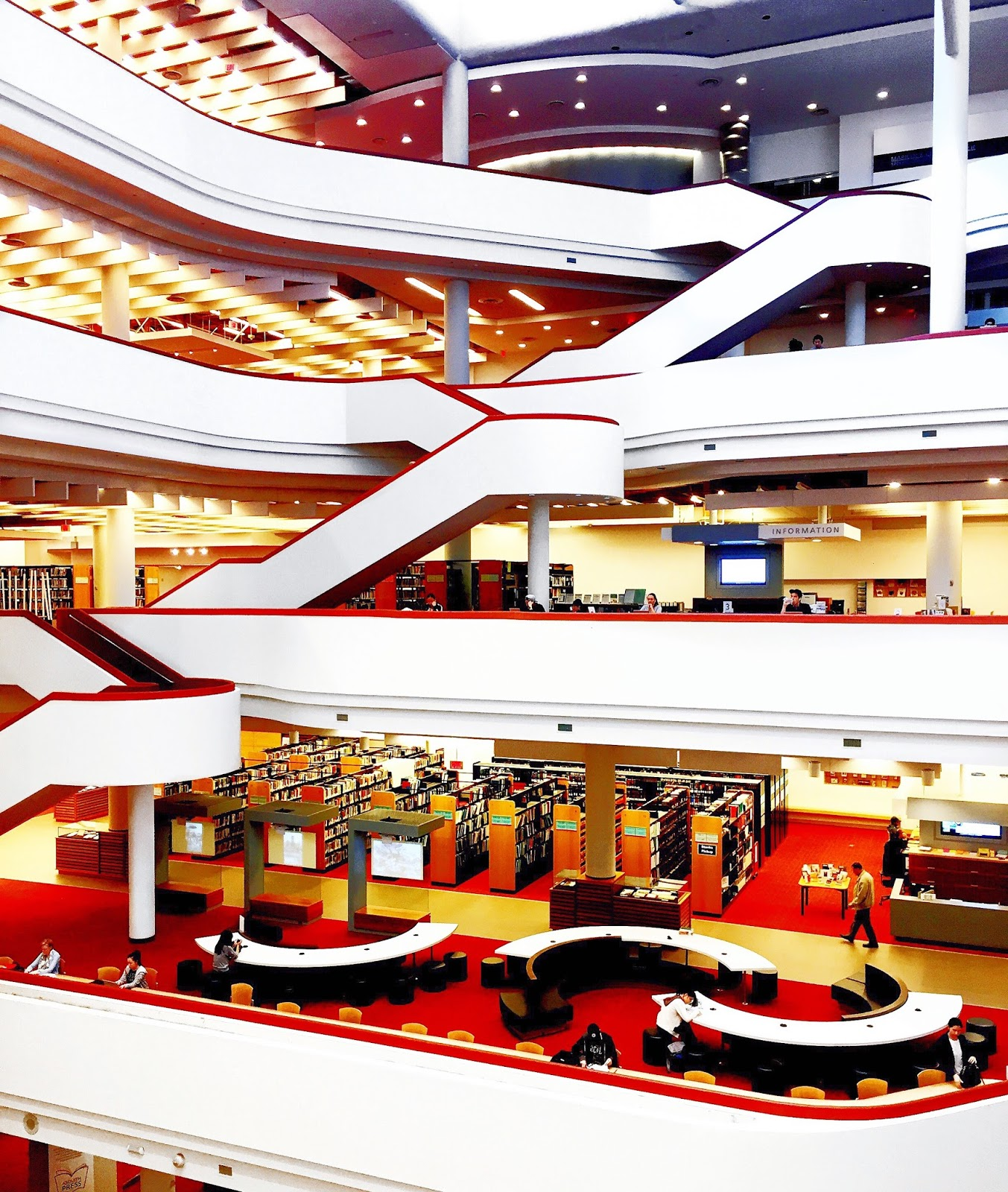 toronto reference library bloor yonge