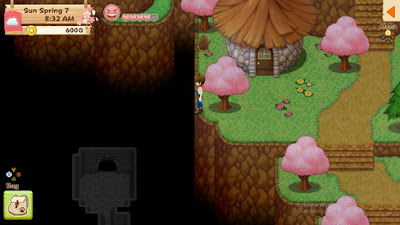 Gameplay Harvest Moon: Light of Hope