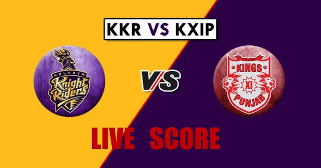 IPL 2019 Match 6 KKR vs KXIP Live Score and Full Scorecard