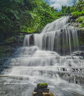 Mengeksplor Air Terjun Batulappa Keindahan Dari Sulawesi Selatan