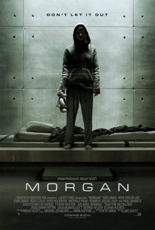 Morgan [2016] [DVDR] [NTSC] [Latino]