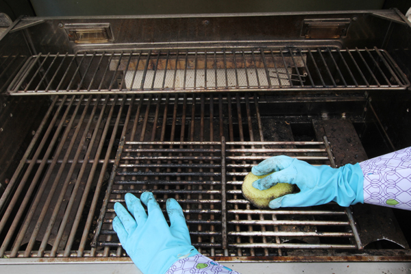 The Easiest Way To Deep Clean A Bbq Grill Blue I Style