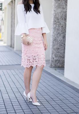 Faldas de Encaje