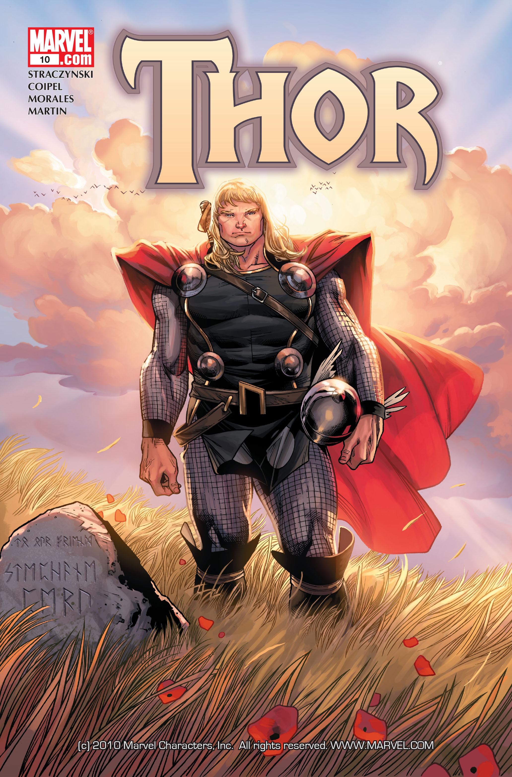 Thor (2007) Issue #10 #10 - English 1
