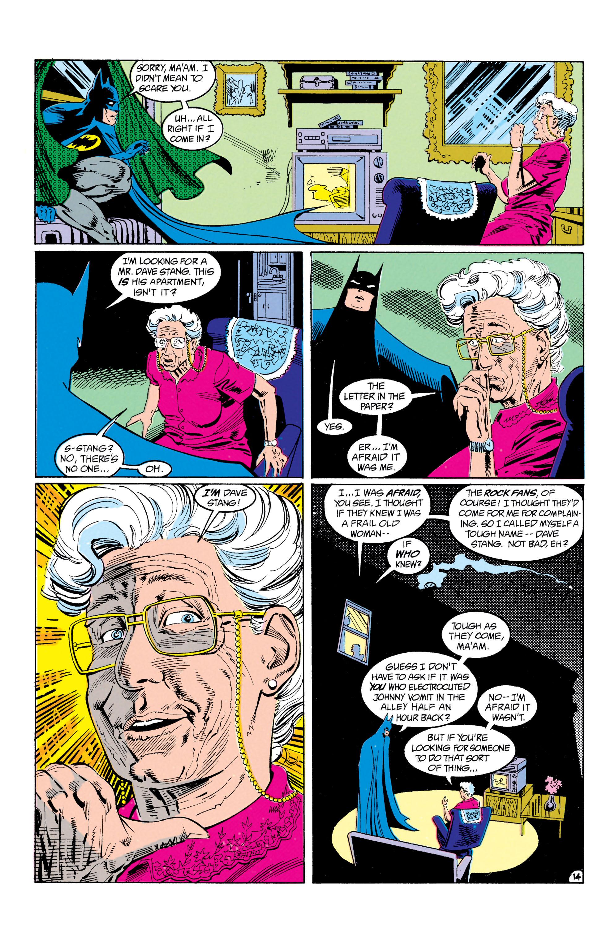 Detective Comics (1937) 608 Page 14