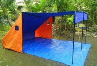 jual tenda dapur pramuka, harga tenda dapur pramuka, tenda dapur pramuka murah