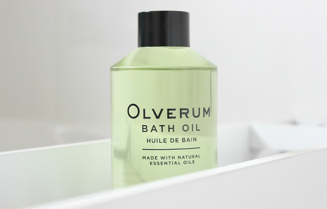 Olverum Bath Oil Review