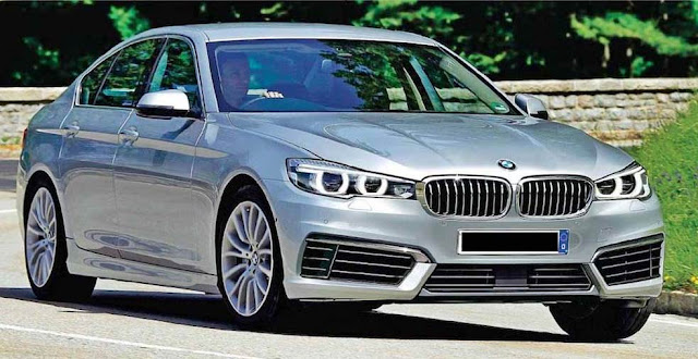 2017 BMW 5 series Redesign
