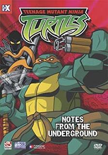Ţestoasele Ninja – Vesti din Subteran Desenele Dublate În Romana