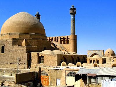 Keindahan Senibina Masjid & Kesenian Islam