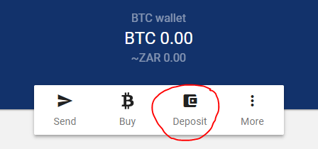 Basic crypto currency blog by a south african for south africans after youve clicked deposit you must select which bank you are going to do an eft from bearing in mind that luno uses fnb if you have an fnb account ccuart Image collections