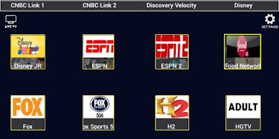 ITS NEW FANTASTIC IPTV APK: WATCH ALL BEST CHANNELS WITH SPORT