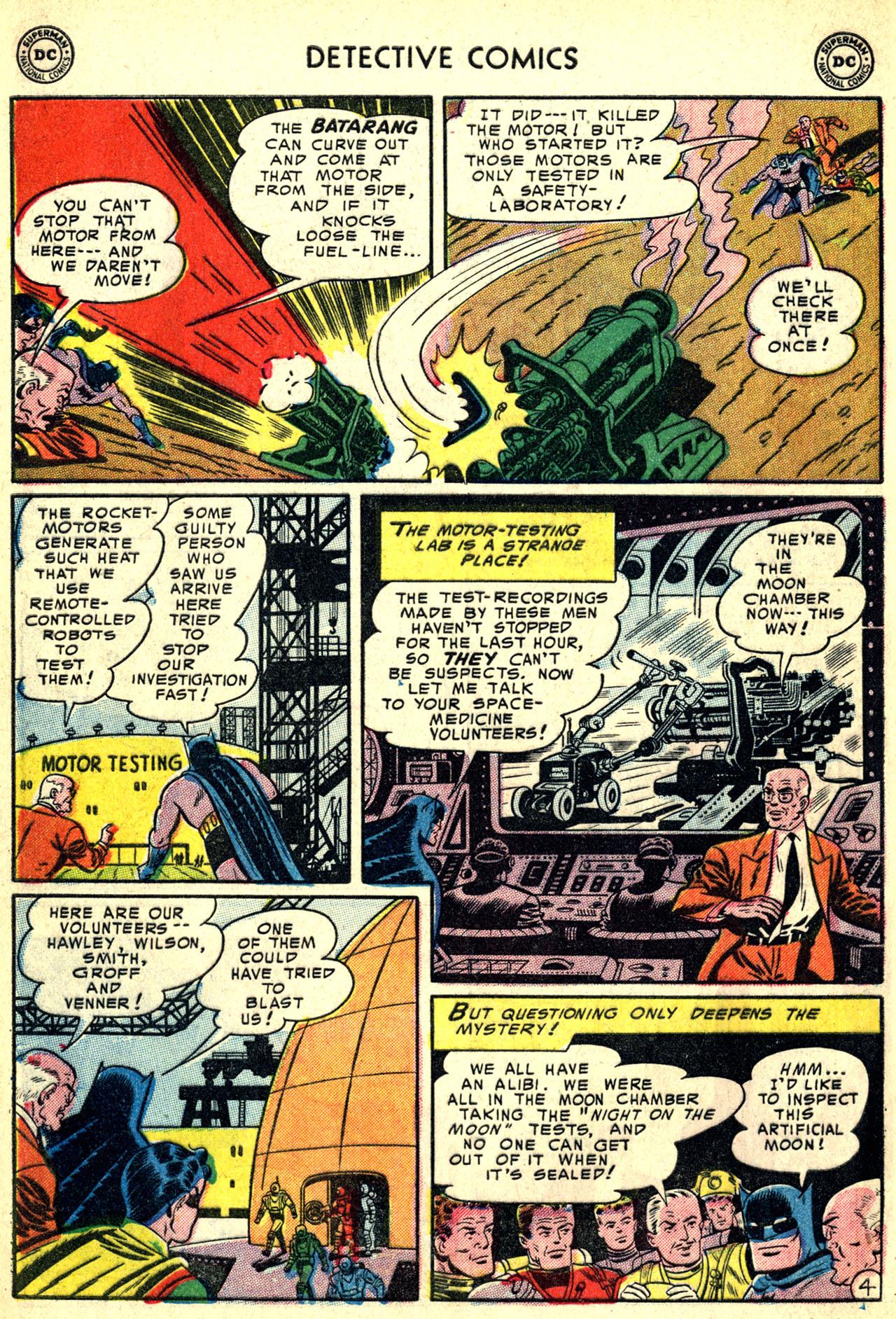 Detective Comics (1937) 208 Page 5